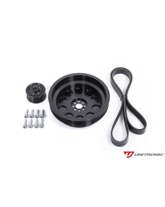 Unitronic Dual Pulley Kit for 3.0TFSI (Existing Stage 1/1+ Clients)