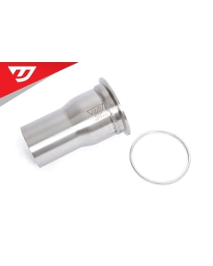 """3"""" to 65mm Reducer for MK3 TT Downpipe"""