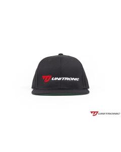Unitronic Black Snapback Cap Full Logo
